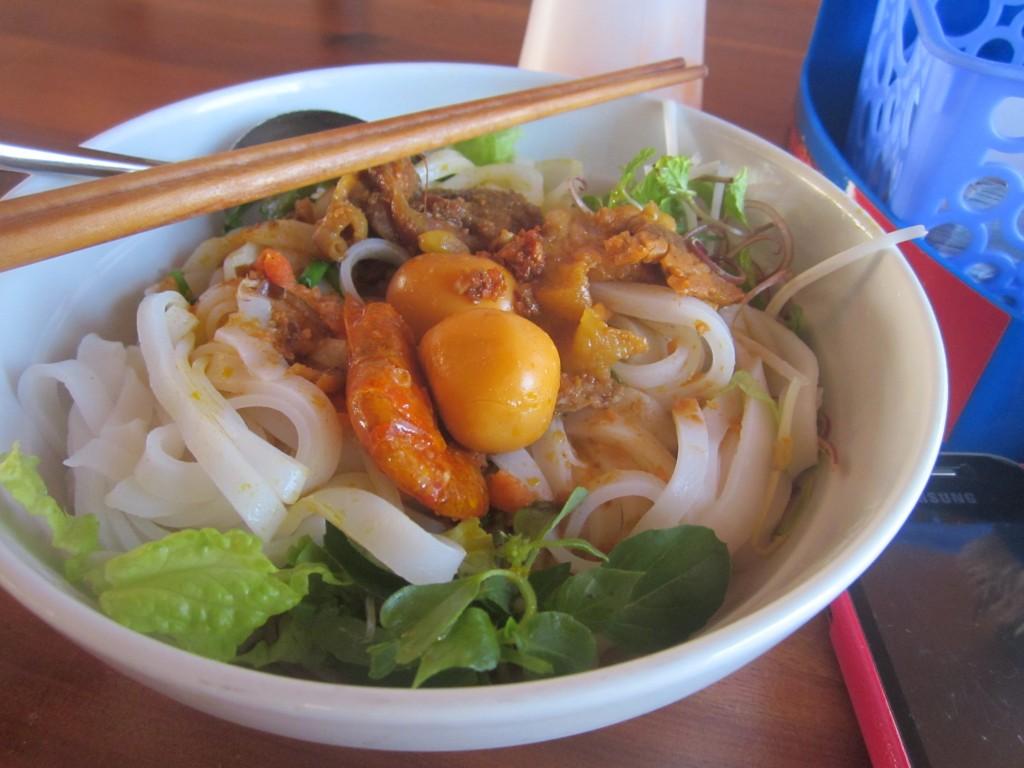 Đặc sản Mì Quảng tại Đà Nẵng