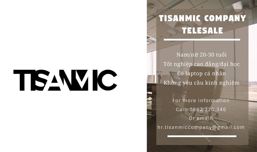 tisanmic-tuyendung
